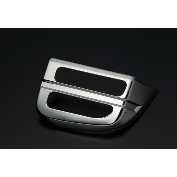 METEO(メテオ) LEDテールランプ専用バックランプカバー トヨタ エスクァイア ZRR80 / ZWR80 2014年1月〜 クロームメッキ [テールランプ] TY-ZR80H-C|hanatora