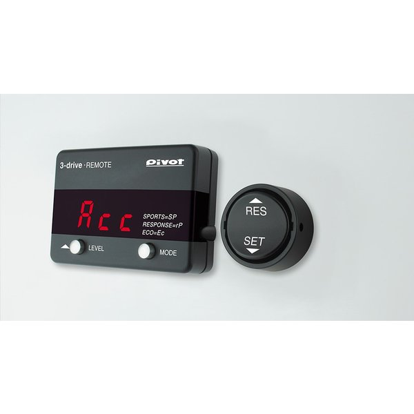 Pivot(ピボット) 3-drive REMOTEハーネスセット (3DR+TH-5A+BR-3) ニッサン キューブ・キューブキュービック H20.11- Z12 HR15DE 品番:3DR-5A-3|hanatora|02