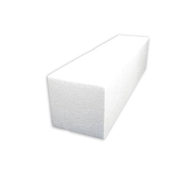 発泡スチロール角柱 100×100×400│発泡スチロール 発泡スチロールブロック 東急ハンズ