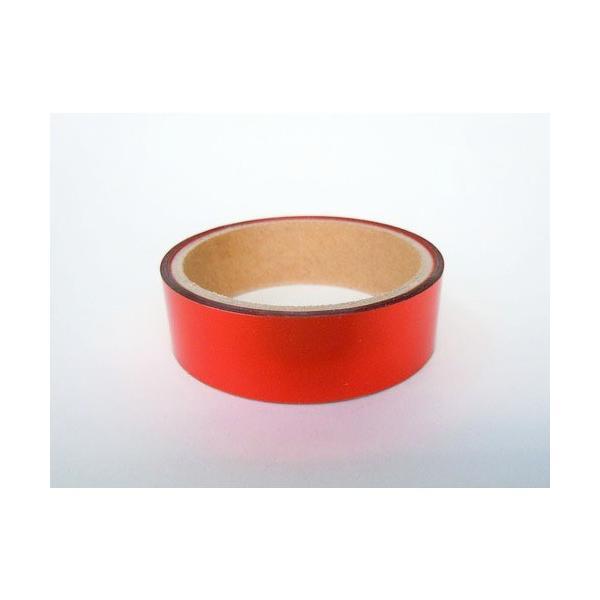 沢井 ミラーテープ 赤 18mm×8m│ガムテープ・粘着テープ その他 粘着テープ 東急ハンズ