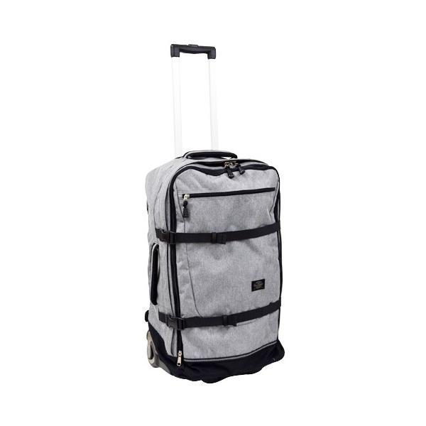 ソロツーリスト アブロードキャリー57 AC−57 メランジグレー 57L│スーツケース・旅行かばん キャリーバッグ・カート 送料無料 東急ハンズ