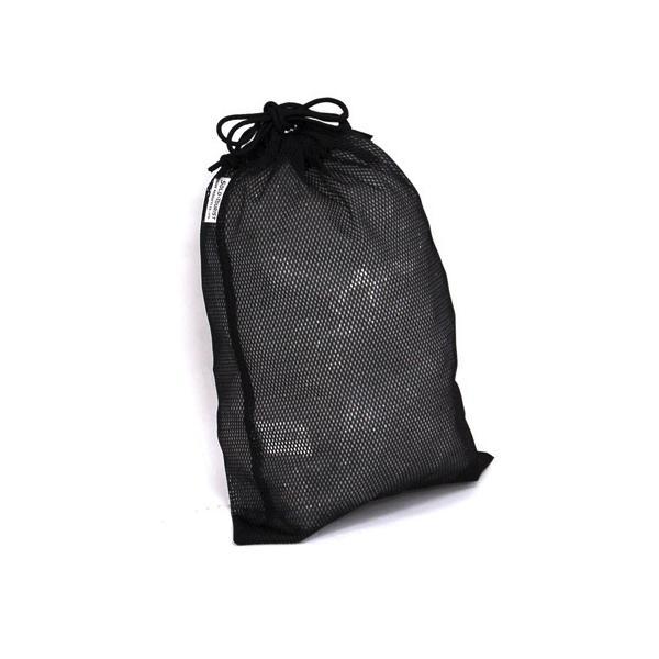 ソロツーリスト メッシュ巾着 ブラック S│旅行用収納グッズ トラベルポーチ・ランジェリーケース 東急ハンズ
