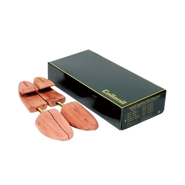 コロニル シダーシューツリー メンズS 24〜25.5cm│靴磨き・シューケア用品 シューストレッチャー 東急ハンズ