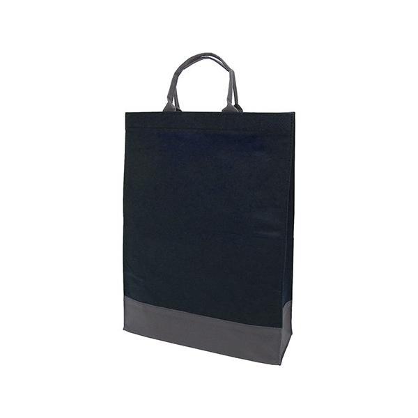 インディゴ キャリーバッグ L PC232 ブラック/グレー│ラッピング用品 手提げ袋 東急ハンズ