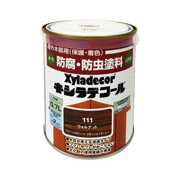 AkzoNobel キシラデコール 0.7L 111 ウォルナット│ニス・ステイン オイルステイン 東急ハンズ