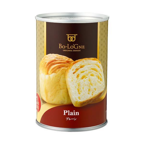 ボローニャ 缶deボローニャ プレーン味│非常食 パンの缶詰 東急ハンズ