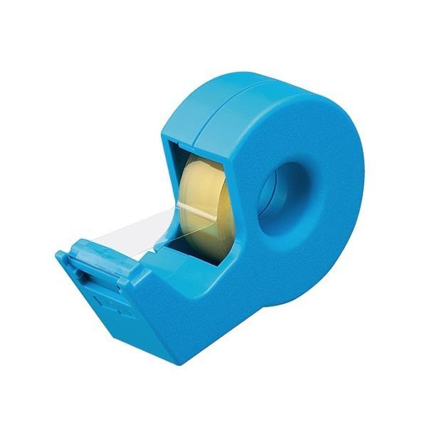 コクヨ カルカット小巻用 T−SM300LB 青│ガムテープ・粘着テープ テープカッター 東急ハンズ