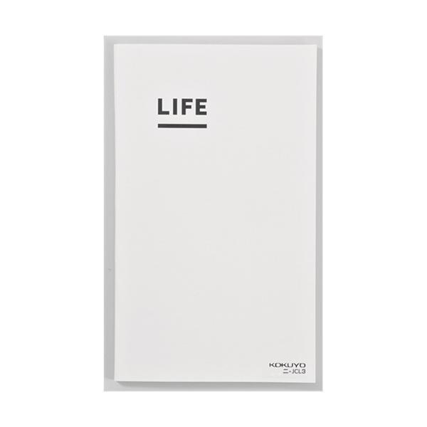 コクヨ(KOKUYO) ジブン手帳 LIFE A5スリム ニ−JCL3│手帳・日記帳 手帳用ノート・付箋 東急ハンズ