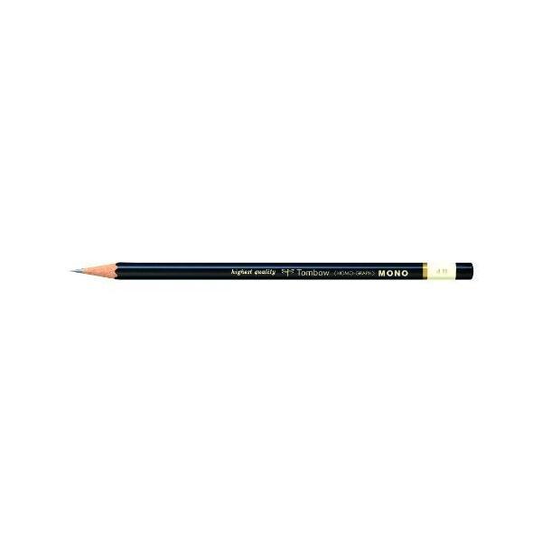トンボ鉛筆 MONO 鉛筆 4B│画材 デッサン用鉛筆 東急ハンズ
