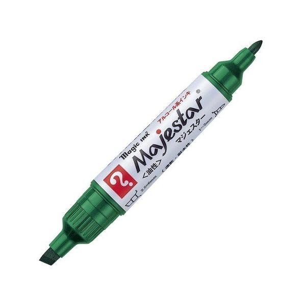 寺西 マジェスター単色緑 MMJ50−T4│マーカー・サインペン 油性マーカー 東急ハンズ