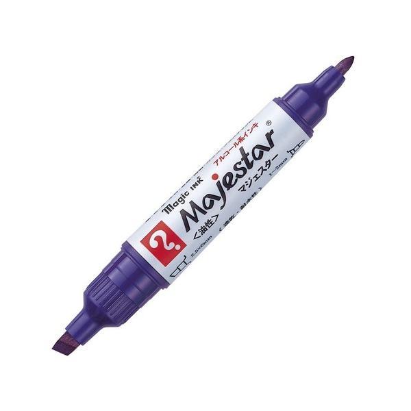 寺西 マジェスター単色紫 MMJ50−T8│マーカー・サインペン 油性マーカー 東急ハンズ