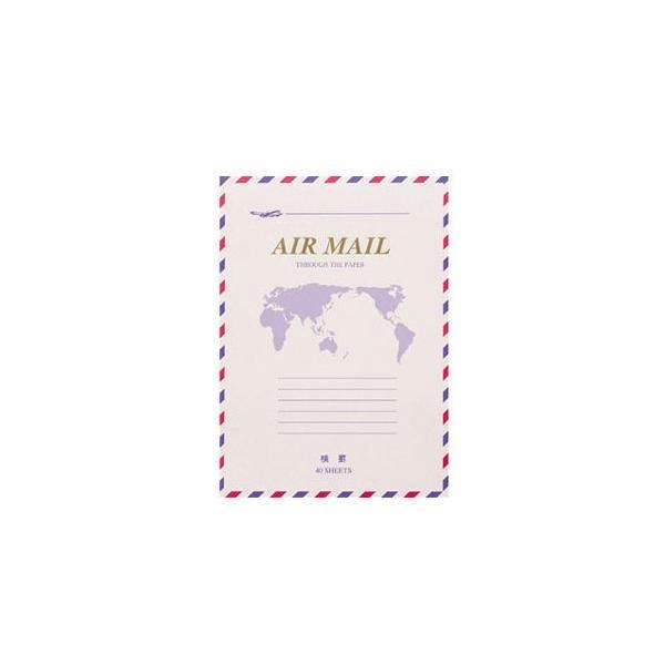 マルアイ エアメール便箋 罫入 ヒ−226│レターセット・便箋 便箋 東急ハンズ