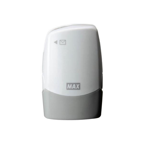 マックス(MAX) コロレッタ SA‐151RL/W2 ホワイト│印鑑・はんこ 個人情報保護スタンプ 東急ハンズ