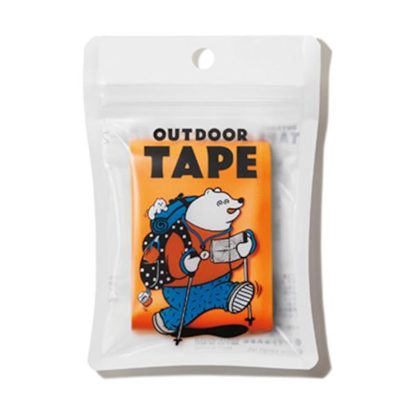 ヤマト アウトドアテープ OD−NOR ネオンオレンジ│ガムテープ・粘着テープ 布テープ 東急ハンズ