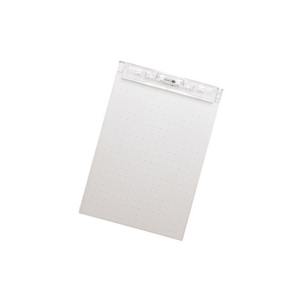 リヒト 超薄型クリップボードA4 A−5067−25 クリスタル│ファイル クリップファイル・用箋挟 東急ハンズ