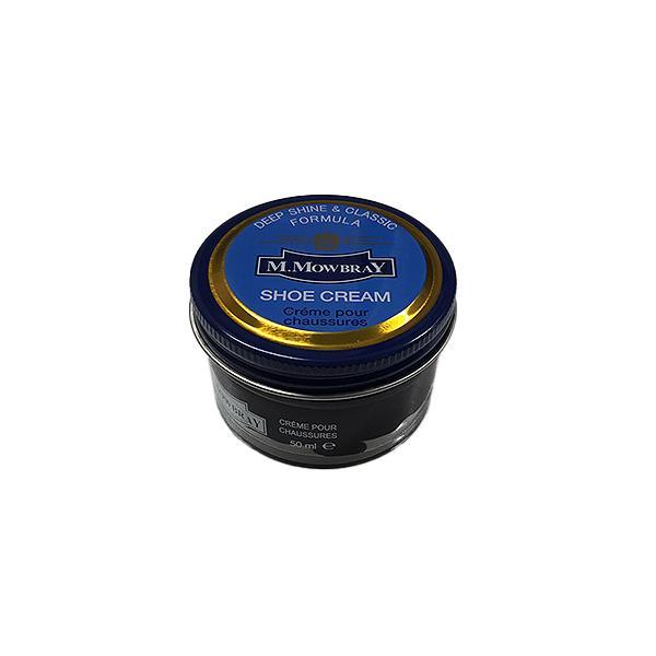 M.MOWBRAY エム.モゥブレィ シュークリーム ブラック│靴磨き・シューケア用品 レザーオイル 東急ハンズ