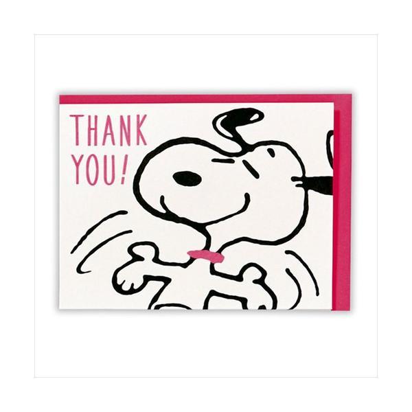 ホールマーク スヌーピー ラブリーダンス ありがとう 立体カード 715168│カード・ポストカード バレンタインカード 東急ハンズ