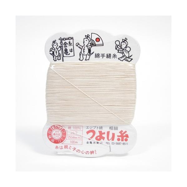 つよい糸 生成│手芸・洋裁用品 ミシン糸・手縫い糸 東急ハンズ