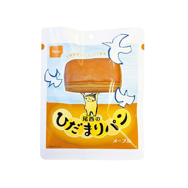 尾西食品 尾西のひだまりパン メープル│非常食 パンの缶詰 東急ハンズ