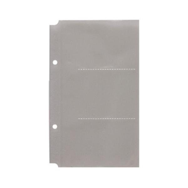 キングジム カードホルダー 台紙45D│ファイル 名刺ファイル 東急ハンズ