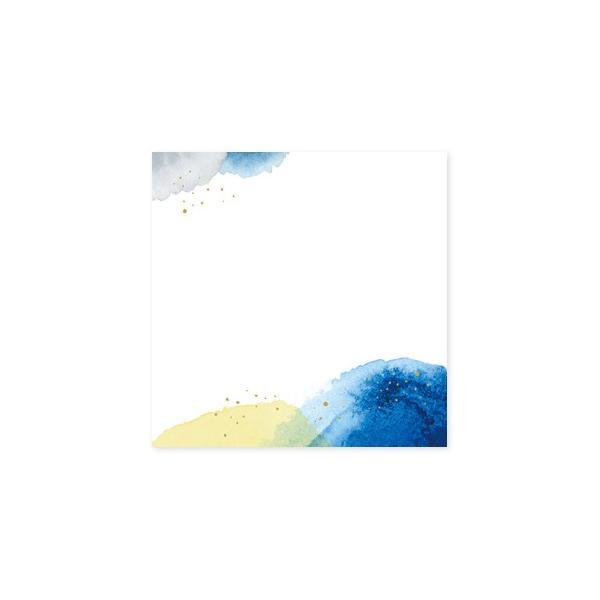 キングジム HITOTOKI(ヒトトキ) 便箋ふせん M 3060−004 スイサイ│ノート・メモ 付箋紙 東急ハンズ