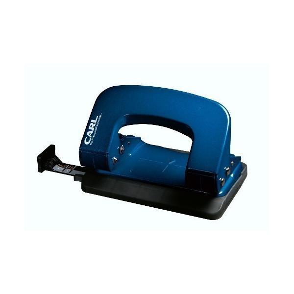 カール事務器(CARL) 2穴パンチ アリシス ブルー LP-16-B│ファイル 穴あけパンチ 東急ハンズ