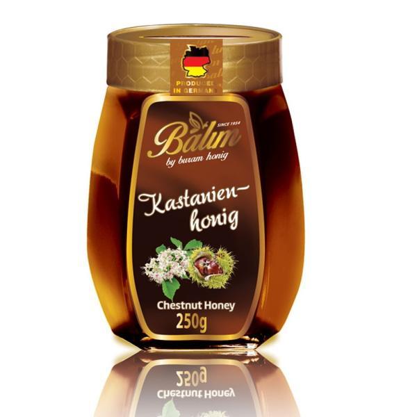 はちみつ バリム チェスナッツハニー 250g 栗のはちみつ マロンハニー ドイツ産 くり蜂蜜 250g Balim(バリム)ハニー はちみつ ハチミツ 蜂蜜