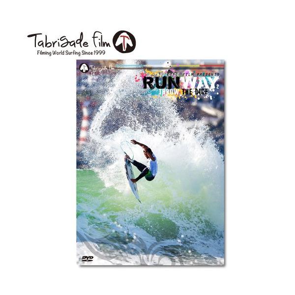 サーフィン DVD タブリゲイデフィルム●RUNWAY2 ランウェイ2 -Throw the dice-|handyman-yshop