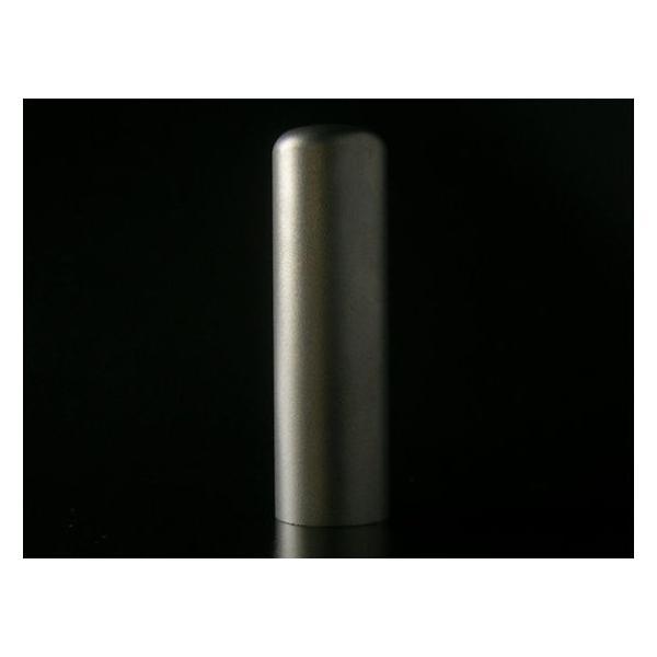 チタン/代表者印(寸胴)・角印(寸胴)2本セットケース付/18.0/24.0