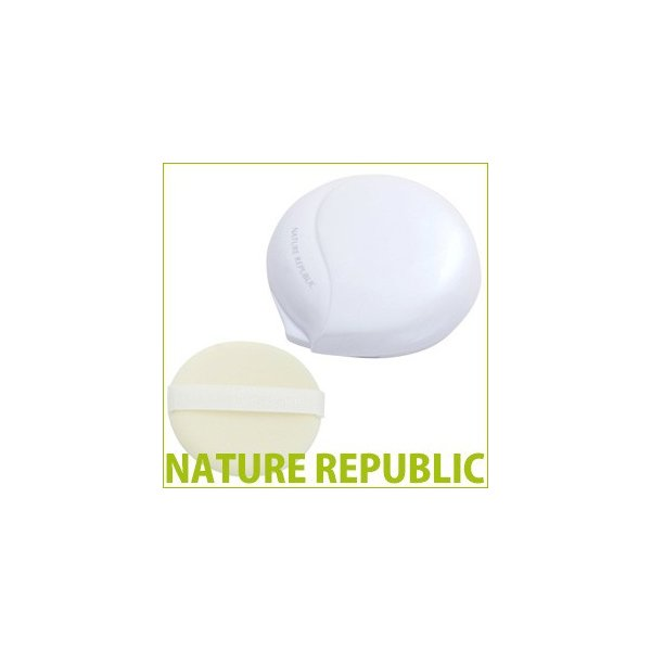 NATURE REPUBLIC ネイチャーリパブリック 生パウダー SPF25 PA++ 11g×2個 フェースパウダー 生肌仕上げ アスタキサンチン|hanryuwood|02
