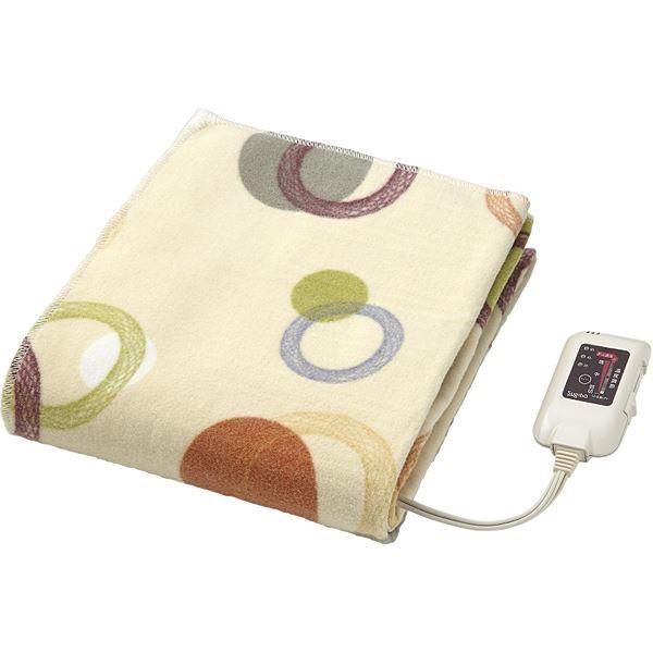椙山紡織 Sugiyama SB-MS301 電気毛布 敷きタイプ 140×80cm|hanryuwood
