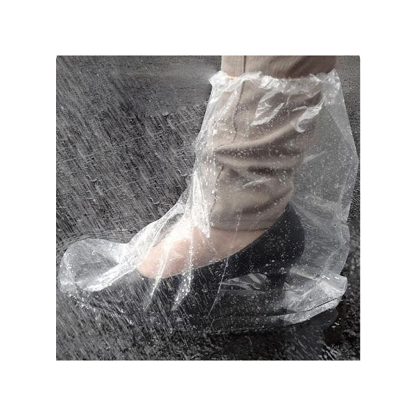 名入れ 販促品 ノベルティ向け使い捨て靴カバー3足組 ※お届け先条件有  購入単位:6個〜 まとめ買い まとめ売り オリジナル対応に!