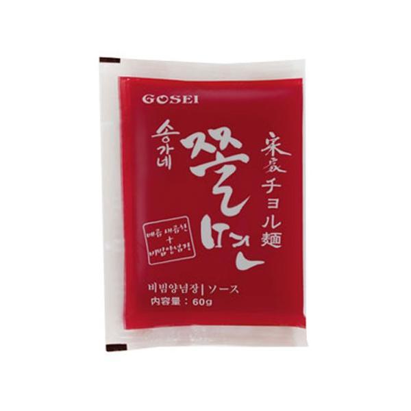 【宋家】 チョル麺 ソース 60gx10個『1個当り¥81(税込)』