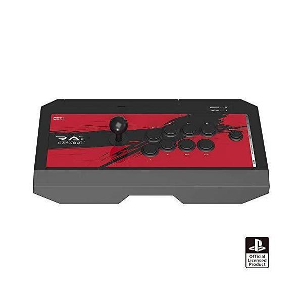 PS5動作確認済 リアルアーケードPro.VHAYABUSAヘッドセット端子付きforPlayStation4/PlaySta