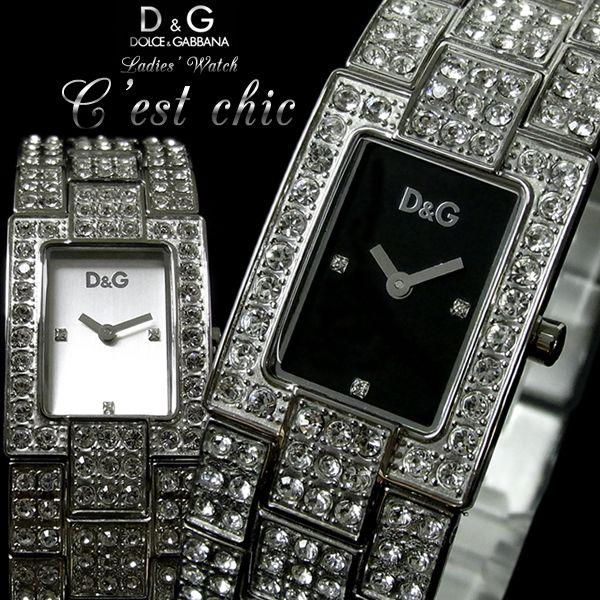 D&G ドルチェ&ガッバーナ レディース 腕時計 C'est chic DOLCE&GABBANA|hapian