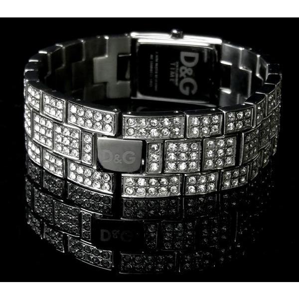 D&G ドルチェ&ガッバーナ レディース 腕時計 C'est chic DOLCE&GABBANA|hapian|03