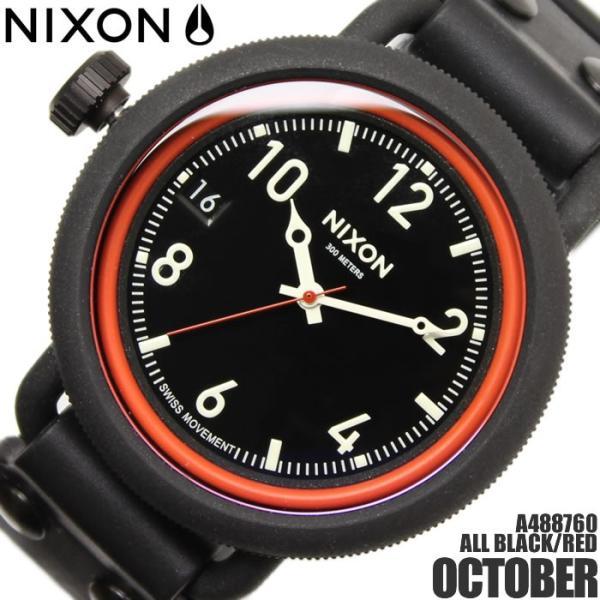 1f7a85cc12 ニクソン OCTOBER A488760 NIXON 腕時計 メンズ オクトーバー :a488760 ...