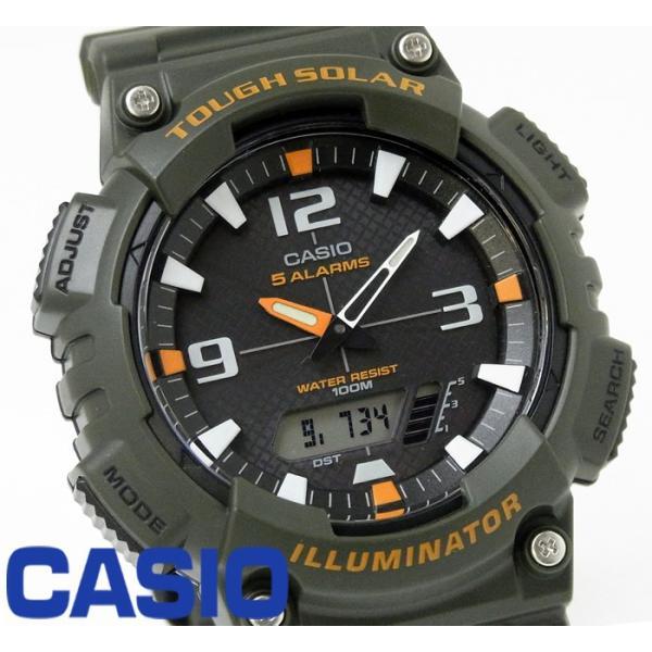 23dacda66d カシオ スタンダード 腕時計 アナデジ CASIO カシオスタンダード メンズ AQ-S810W-3A|hapian ...