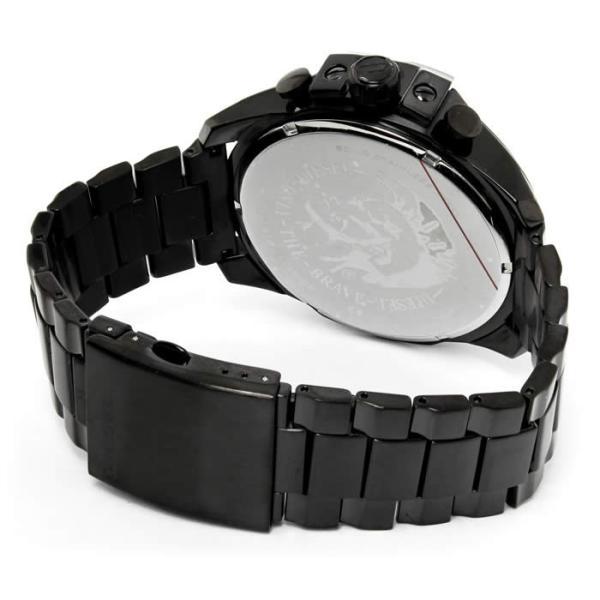 ディーゼル メンズ腕時計 DIESEL クロノグラフ メガチーフ MEGA CHIEF DZ4318|hapian|04