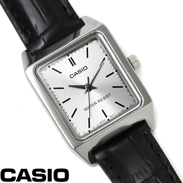 チプカシ 腕時計 アナログ CASIO カシオ チープカシオ レディース LTP-V007L-7E1 革ベルト