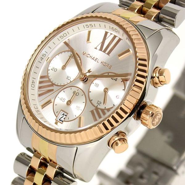 マイケルコース 腕時計 レディース クロノグラフ MICHAEL KORS MK5735 時計|hapian|02