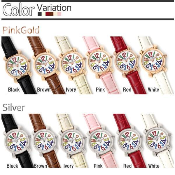 腕時計 レディース 革ベルト レザー ブランド 時計 懐中時計型|hapian|03