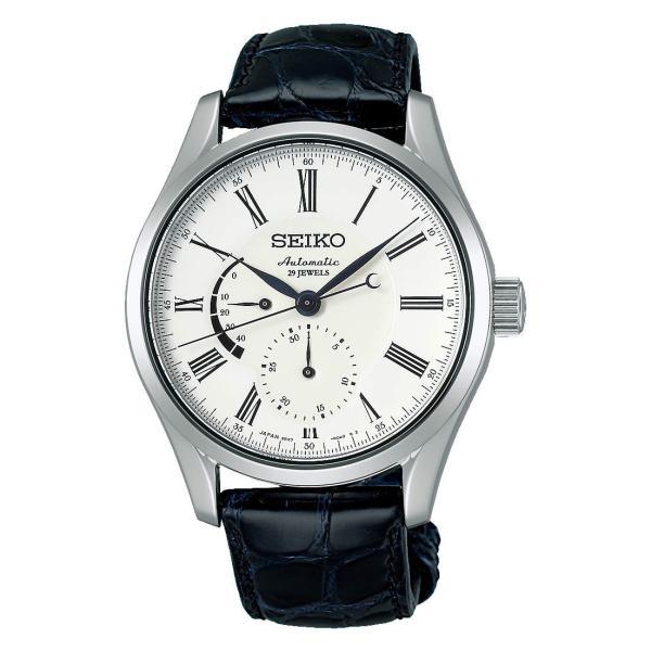 セイコー プレサージュ SEIKO PRESAGE 腕時計 自動巻き ほうろう メンズ SARW011 国内正規品 取り寄せ