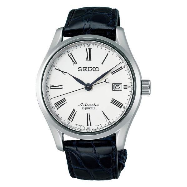 セイコー プレサージュ SEIKO PRESAGE 腕時計 自動巻き ほうろう メンズ SARX019 国内正規品 取り寄せ