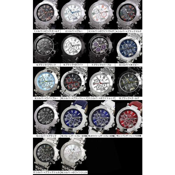 クロノグラフ クロノグラフ腕時計 SalvatoreMarra|hapian|06