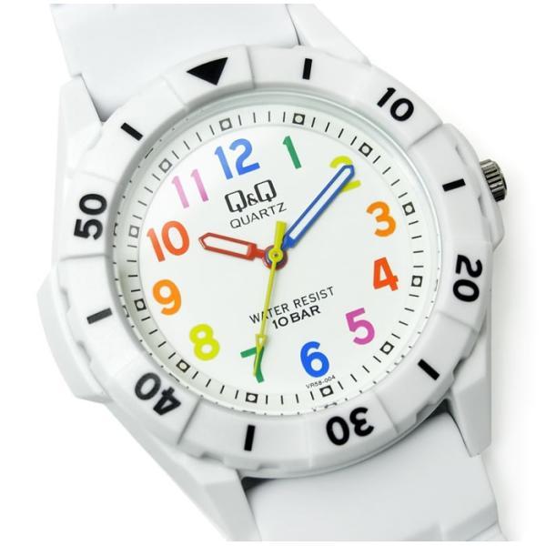 腕時計 シチズン Q&Q スポーツウォッチ 10気圧防水 ユニセックス 腕時計|hapian|04