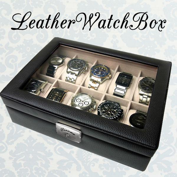 release date: 5f49c a95b1 腕時計 ケース コレクションケース 時計 コレクションボックス 本革 :watch-box028:HAPIAN - 通販 - Yahoo!ショッピング