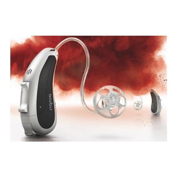 シーメンス・シグニア siemens/signia耳かけ型デジタル補聴器 Pure NX7