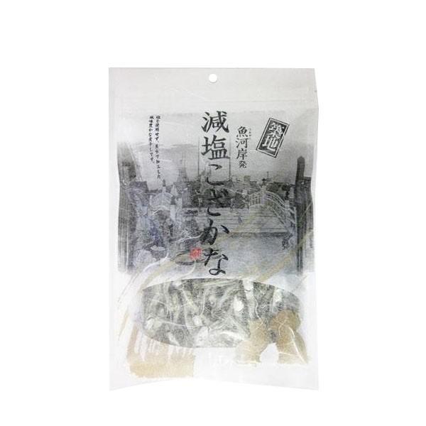 ナチュラルフーズ 国産 犬猫用 築地減塩こざかな 80g×10袋セット|happeast