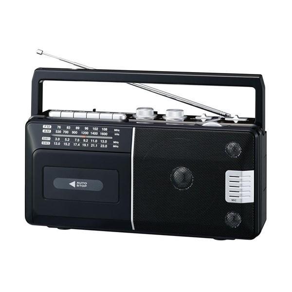 ELPA(エルパ) ラジオカセットレコーダー ADK-RCR300